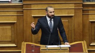 Τζανακόπουλος: Απολογητικός ο Σαμαράς