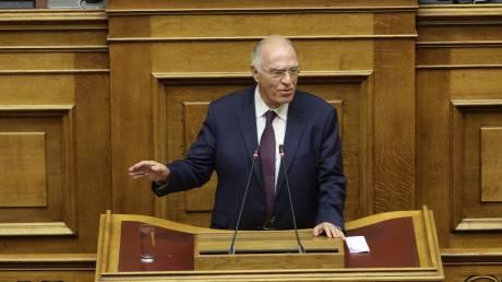 Λεβέντης για Σκοπιανό: Μειοδοσία η συμφωνία, κάντε δημοψήφισμα