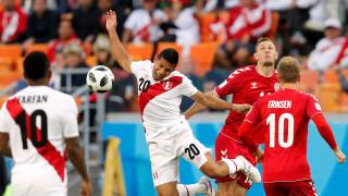 Παγκόσμιο Κύπελλο Ποδοσφαίρου 2018: Περού-Δανία 0-1