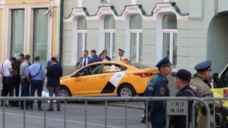 Μόσχα: Αποκοιμήθηκε στο τιμόνι ο οδηγός του ταξί που παρέσυρε πεζούς