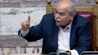 Οργανωμένο σχέδιο επίθεσης στη Βουλή από τα Τάγματα Εφόδου της Χρυσής Αυγής καταγγέλει ο Βούτσης