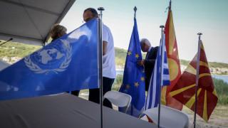 Υπογράφεται η ιστορική συμφωνία για το ονοματολογικό της πΓΔΜ