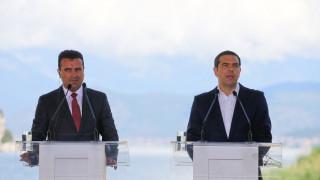 Ζάεφ: Η συμφωνία μας μπορεί να μετατοπίσει βουνά