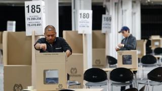 Κολομβία: Σε πολωμένο κλίμα ο β' γύρος των προεδρικών εκλογών