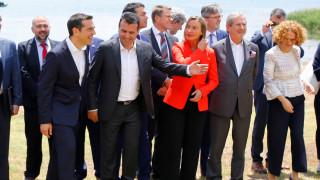 Χαν: Η συμφωνία με την πΓΔΜ, αρχή ενός νέου ταξιδιού που οδηγεί στην ευρωπαϊκή ολοκλήρωση