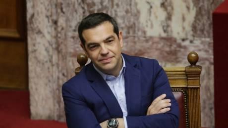 Τσίπρας στην Die Welt : Φέραμε στην Ελλάδα αίσθημα σταθερότητας και κανονικότητας