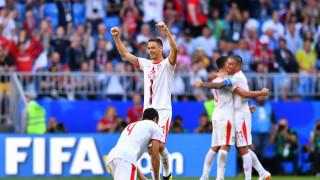 Παγκόσμιο Κύπελλο Ποδοσφαίρου 2018: Προβάδισμα πρόκρισης για την Σερβία