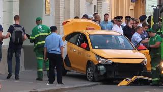 Μόσχα: Εξιτήριο για τρεις από τους τραυματίες που παρέσυρε το ταξί