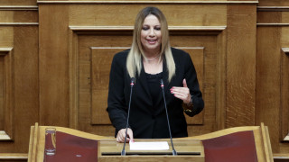 Γεννηματά: Δεν υπάρχουν αυταπάτες, ο Τσίπρας τους βάπτισε Μακεδόνες