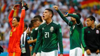 Παγκόσμιο Κύπελλο Ποδοσφαίρου 2018: Μεγάλη νίκη για το Μεξικό έναντι της Γερμανίας