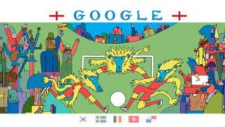 Παγκόσμιο Κύπελλο Ποδοσφαίρου 2018: Δείτε το σημερινό Doodle της Google
