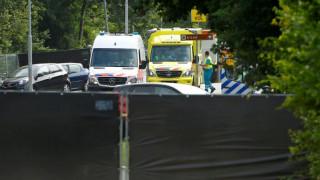 Ολλανδία: Συνελήφθη ο οδηγός του βαν που παρέσυρε τέσσερις ανθρώπους
