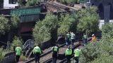 Τρένο παρέσυρε τρία άτομα στο Λονδίνο