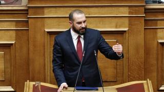 Τζανακόπουλος: Με τη συμφωνία με την πΓΔΜ κλείνει ένας κύκλος εθνικιστικών εξάρσεων