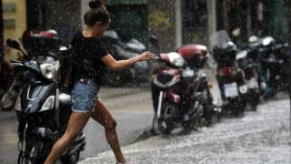 Καιρός: Βροχές και καταιγίδες αύριο, Τρίτη