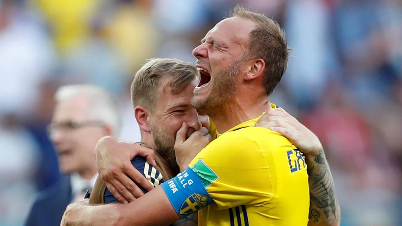Παγκόσμιο Κύπελλο 2018: Η Σουηδία κέρδισε την Νότια Κορέα