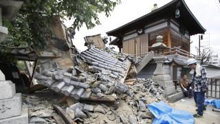 Βίντεο από τη στιγμή που ο Εγκέλαδος χτυπά την Ιαπωνία