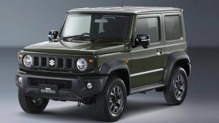 Αυτοκίνητο: Το νέο Suzuki Jimny είναι και πάλι ένα κλασικό τζιπ με γωνιώδες αμάξωμα