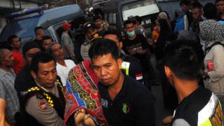 Ανετράπη πλοίο στην Ινδονησία: Νεκρός και αγνοούμενοι