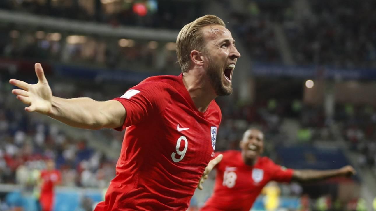 Παγκόσμιο Κύπελλο Ποδοσφαίρου 2018: Λυτρωτής της Αγγλίας ο Κέιν