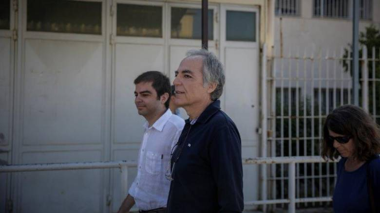 Βγήκε από την φυλακή με νέα άδεια ο Δημήτρης Κουφοντίνας