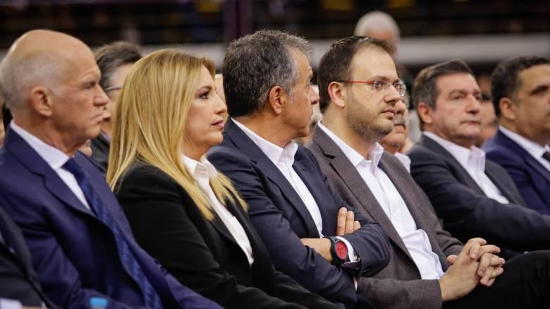 Διάσταση απόψεων μεταξύ Γεννηματά και Παπανδρέου για τη συμφωνία με τα Σκόπια