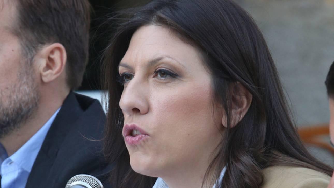 «Πυρά» της Ζ. Κωνσταντοπούλου για τη συμφωνία και τα όσα διαδραματίστηκαν στη Βουλή