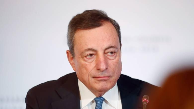 Ντράγκι: Η ΕΚΤ θα είναι «υπομονετική» με την αύξηση επιτοκίων