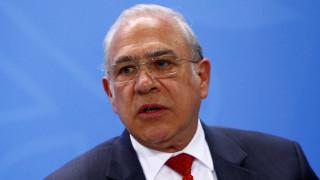 Υπέρ μίας ουσιαστικής ελάφρυνσης του ελληνικού χρέους ο Άνχελ Γκουρία