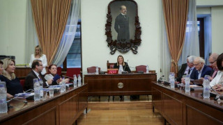 Ένταση στην Επιτροπή Θεσμών και Διαφάνειας στην ακρόαση της Παπασπύρου
