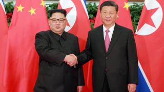 Τρίτη επίσκεψη του Κιμ Γιονγκ Ουν στην Κίνα