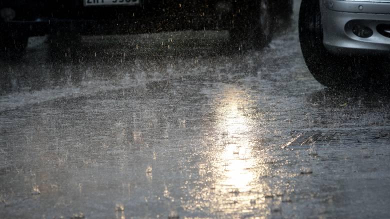 Καταστροφές στην Κρήτη από την έντονη βροχόπτωση