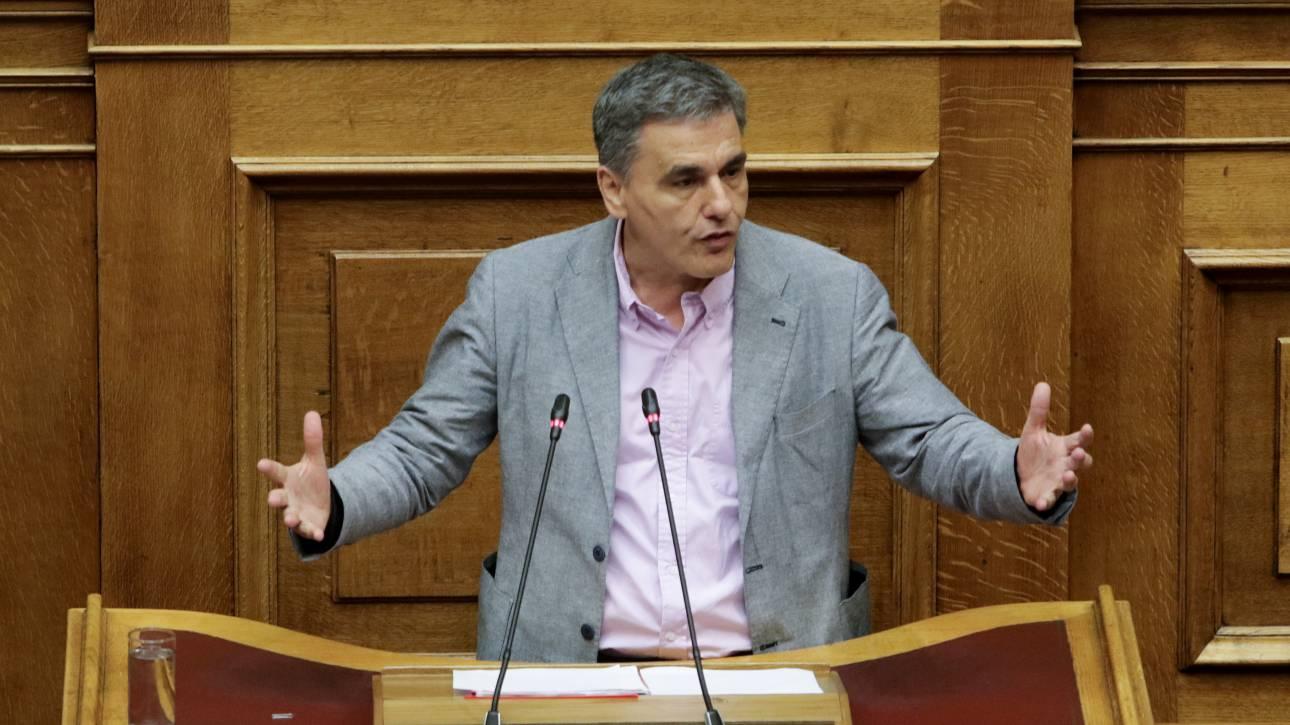 Handelsblatt: Ο Τσακαλώτος ίσως απογοητευτεί για το χρέος στο Eurogroup