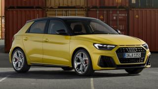 To καινούργιο Audi A1 δεν έχει αναβαθμιστεί μόνο οπτικά και ξεκινά από τα 1.000 κυβικά
