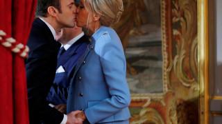 Μέγαρο των Ηλυσίων: οργή για τους σπάταλους Μακρόν & τις πορσελάνες των 50.000 ευρώ