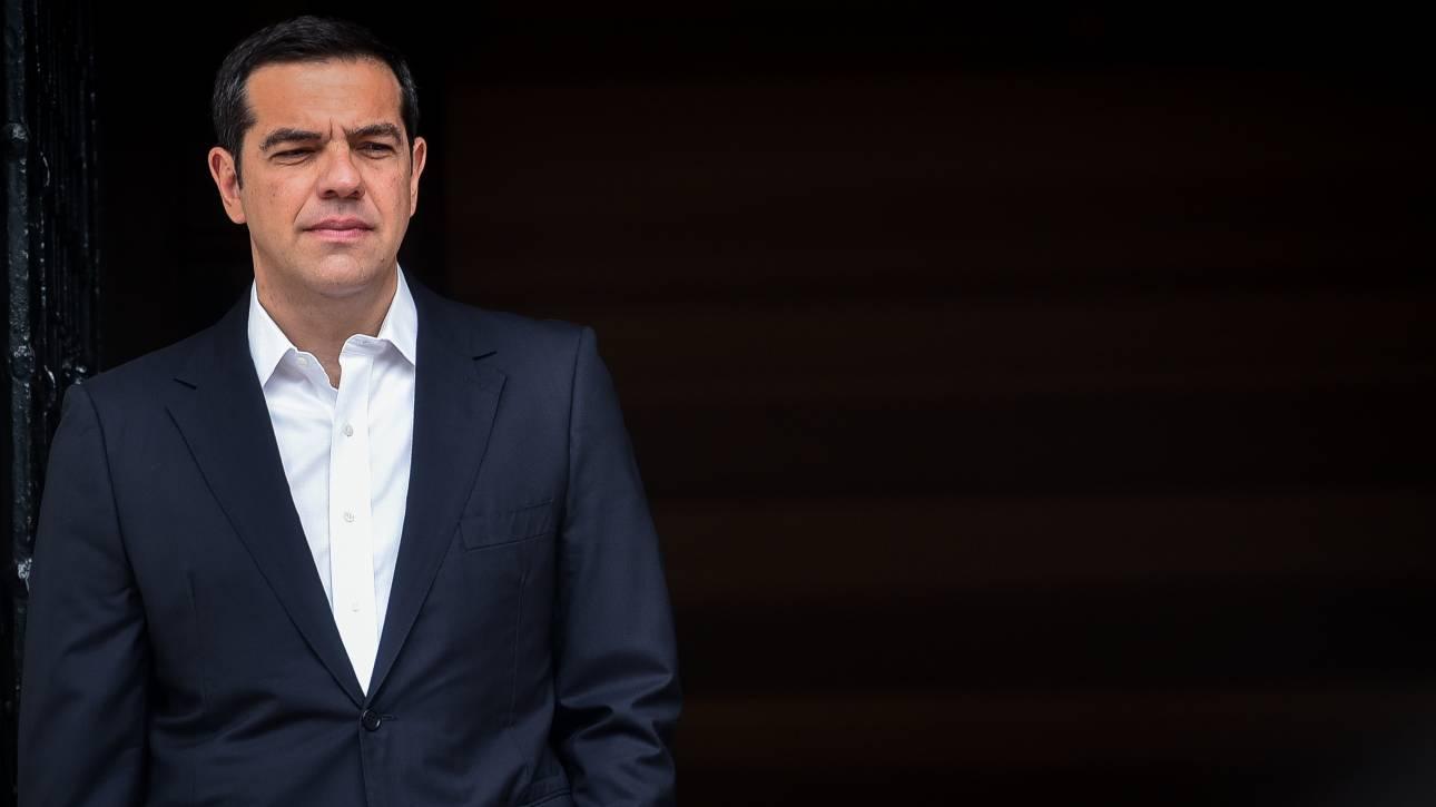 Τσίπρας: Περιμένουμε αύριο μια απόφαση για τη ρύθμιση του χρέους