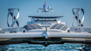 Το πλοίο του μέλλοντος: στον Φλοίσβο το πρώτο «πράσινο» καταμαράν Energy Observer