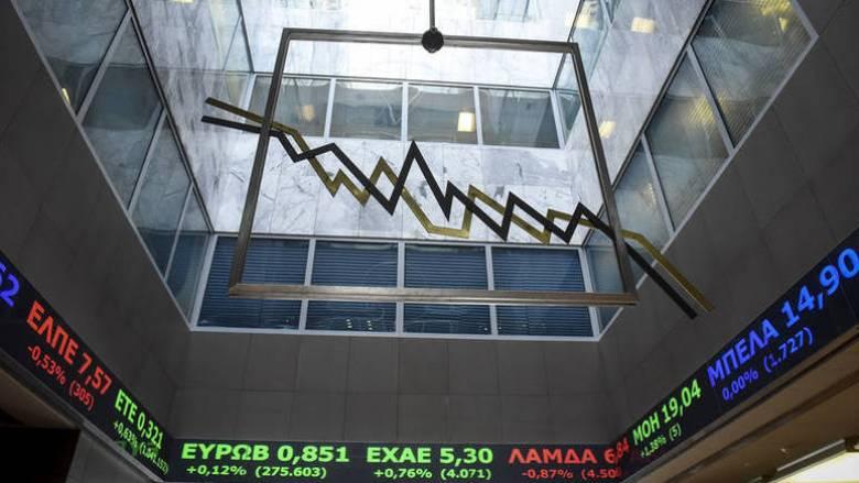 Χρηματιστήριο: Εικόνα σταθερότητας στη σημερινή συνεδρίαση