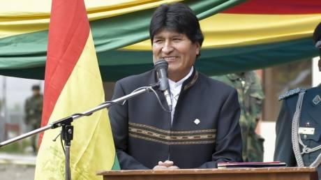Βολιβία: Ο Μοράλες προκαλεί με το νέο του προεδρικό μέγαρο