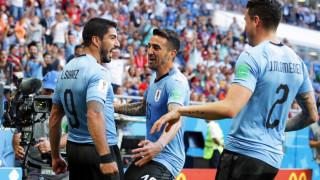 Παγκόσμιο Κύπελλο Ποδοσφαίρου 2018: Πρόκριση για την Ουρουγουάη