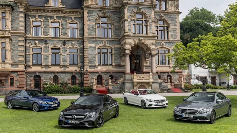 Η επιτυχημένη Mercedes C-Class ανανεώνεται, «εξ-ηλεκτρίζεται» και κατεβαίνει στα 1.500 κυβικά