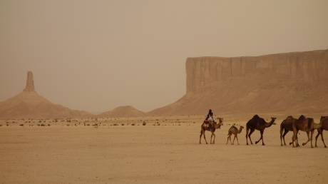 Το νέο μεγάλο οικονομικό «στοίχημα» της Σαουδικής Αραβίας είναι ο αρχαιολογικός τουρισμός