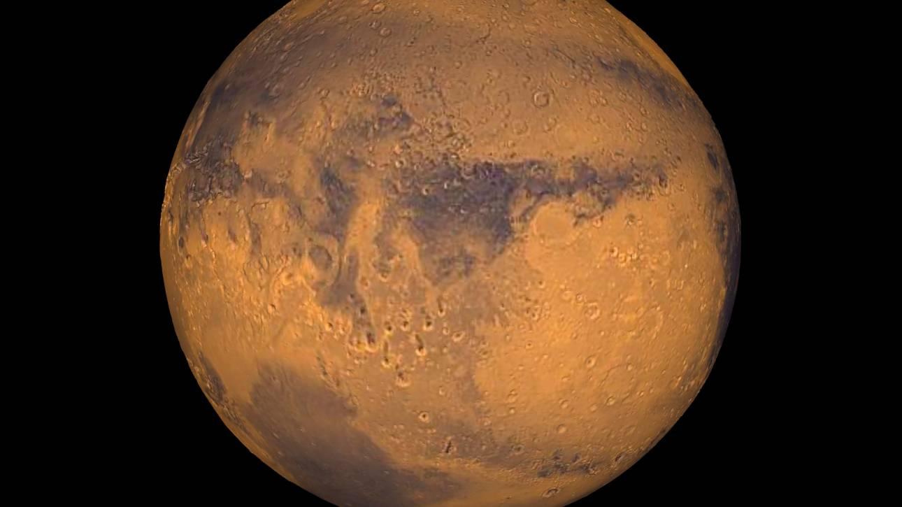 Η καταιγίδα στον Άρη ενθουσιάζει τους επιστήμονες της NASA (pics)