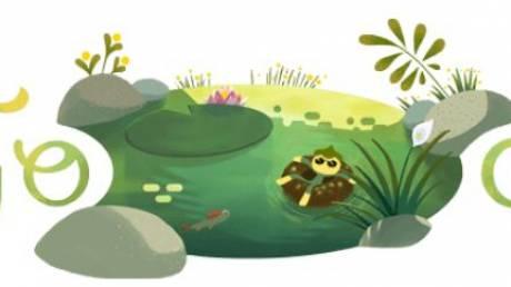 Θερινό ηλιοστάσιο 2018: Αφιερωμένο στην πρώτη μέρα του καλοκαιριού του Google Doodle