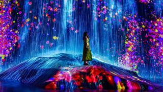 Mori: χαθείτε μέσα στο πρώτο ψηφιακό μουσείο του κόσμου όπου η ομορφιά είναι digital