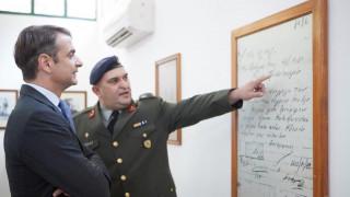 Μητσοτάκης για συμφωνία με πΓΔΜ: Εκχώρησαν μακεδονική εθνότητα και γλώσσα