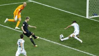 Παγκόσμιο Κύπελλο Ποδοσφαίρου 2018: «Σφαλιάρα» Κροατίας σε Αργεντινή