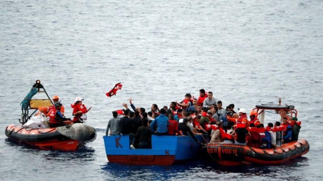 Υγρός τάφος η Μεσόγειος: Πάνω από 1.000 μετανάστες έχουν πνιγεί από την αρχή του 2018