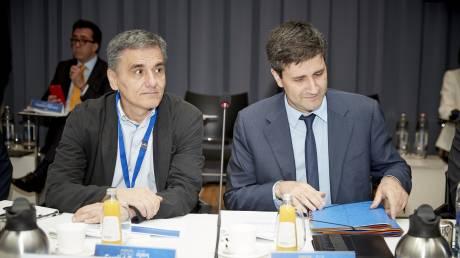 Τσακαλώτος: Η κυβέρνηση είναι ευχαριστημένη, θεωρεί ότι το χρέος είναι πλέον βιώσιμο