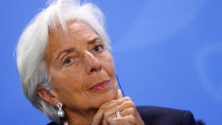 Λαγκάρντ: Το ΔΝΤ χαιρετίζει τα μέτρα που έλαβε η Ελλάδα